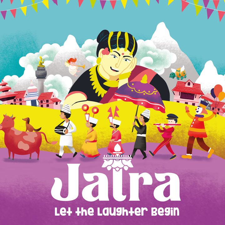 Jatra Board Game